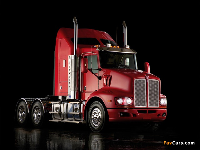 Pictures of Kenworth T408 2008–11 (640 x 480)