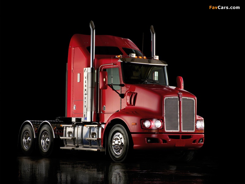 Pictures of Kenworth T408 2008–11 (800 x 600)