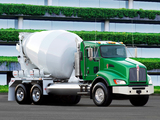 Kenworth T440 CNG Mixer 2009 photos