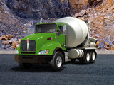 Pictures of Kenworth T440 CNG Mixer 2009