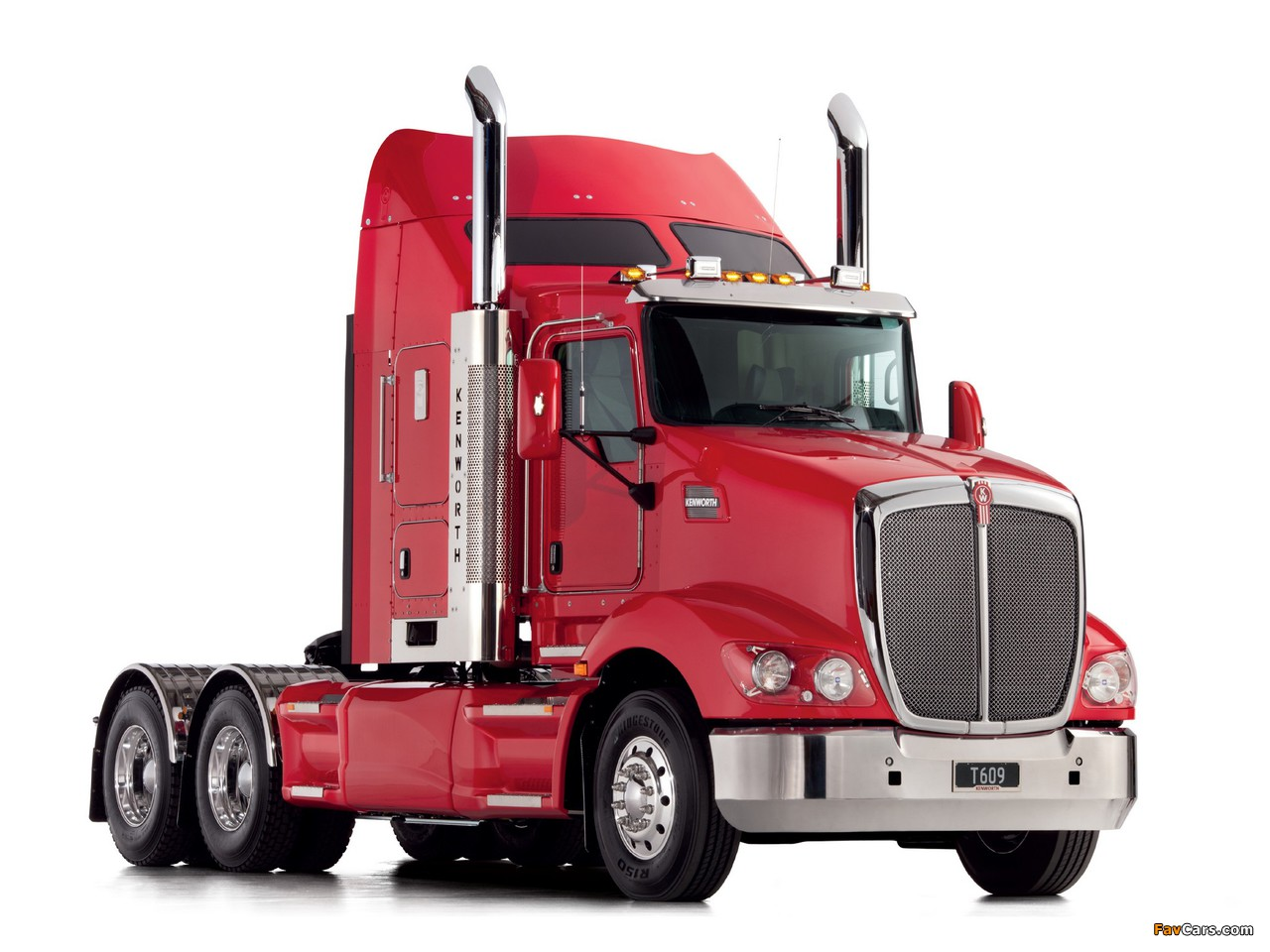 Kenworth T609 2011 pictures (1280 x 960)