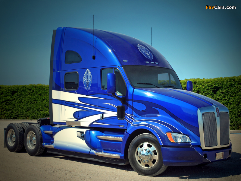 Images of Kenworth T700 2010 (800 x 600)