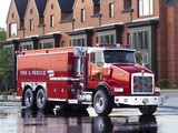 Kenworth T800 Firetruck 2005 images