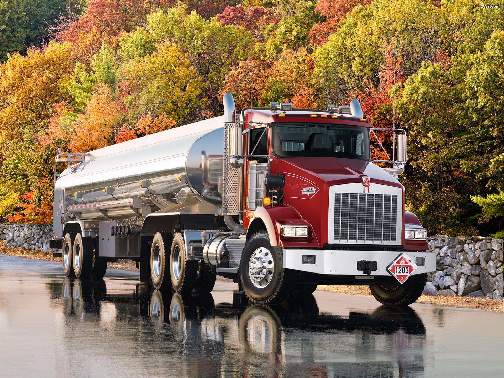 Pictures of Kenworth T800 2005 (1920 x 1440)