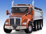 Kenworth T880 Dump Truck 2013 images