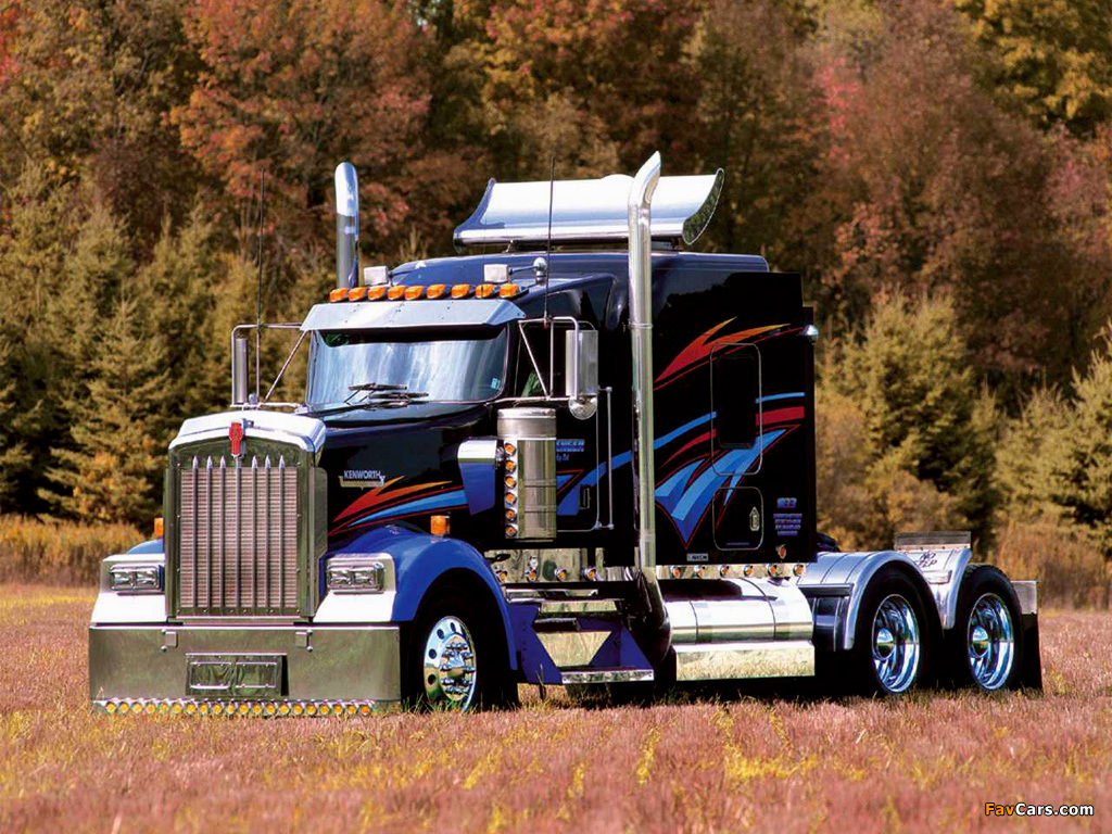 Pictures of Kenworth W...