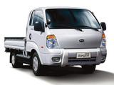 Images of Kia Bongo III LPI Pickup 2004