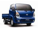 Kia Bongo III Pickup 2004 photos