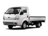 Photos of Kia Bongo III Pickup 2004
