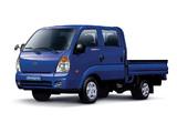 Photos of Kia Bongo III Double Cab Pickup (PU) 2004–12