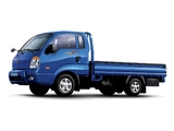 Pictures of Kia Bongo III Pickup 2004