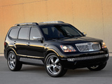 Kia Borrego Limited Concept (HM) 2008 images