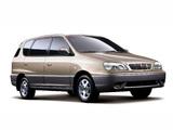 Kia Carens 1999–2002 photos