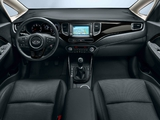 Pictures of Kia Carens 2013