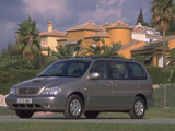 Images of Kia Carnival 2002–06