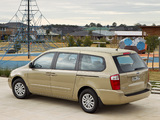 Images of Kia Grand Carnival AU-spec (VQ) 2010