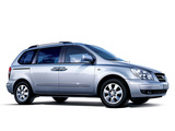 Photos of Kia Carnival R (VQ) 2006–10