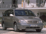 Pictures of Kia Carnival 2002–06