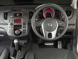 Images of Kia Cerato Sedan ZA-spec (TD) 2009–13