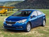 Images of Kia Cerato Sedan AU-spec 2013