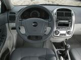 Kia Cerato Hatchback (LD) 2004–07 photos