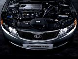 Kia Cerato Sedan (TD) 2009 photos