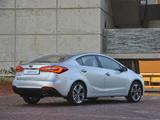 Kia Cerato Sedan ZA-spec 2013 pictures