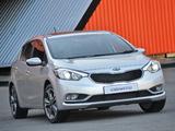 Photos of Kia Cerato Hatchback ZA-spec 2013