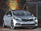 Pictures of Kia Cerato Sedan ZA-spec 2013