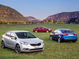 Kia Cerato Sedan AU-spec 2013 wallpapers