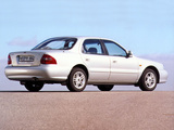 Images of Kia Clarus 1998–2001
