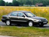 Kia Clarus 1996–98 photos