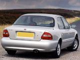 Kia Clarus UK-spec 1998–2001 pictures