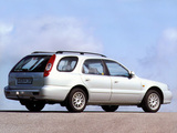 Kia Clarus Wagon 1998–2001 wallpapers