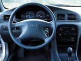 Photos of Kia Clarus 1998–2001