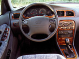 Pictures of Kia Clarus Wagon 1998–2001