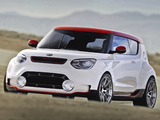 Images of Kia Trackster Concept 2012
