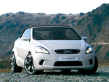 Kia ex_ceed Cabrio Concept (ED) 2007 wallpapers