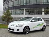 Photos of Kia eco_ceed 3-door Concept (ED) 2007