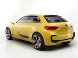Pictures of Kia CUB Concept 2013