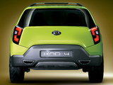 Kia KND-4 Concept 2007 wallpapers