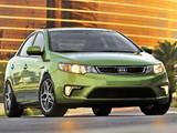 Images of Kia Forte Hybrid SEMA Concept (TD) 2010