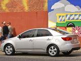 Kia Forte (TD) 2009–13 photos