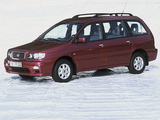 Images of Kia Joice 1999–2003