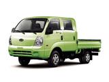 Kia K2500 Double Cab 2004 pictures