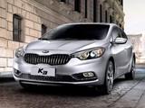 Kia K3 2012 photos