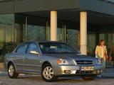 Kia Magentis 2002–05 photos