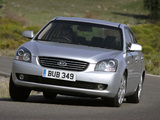 Photos of Kia Magentis UK-spec (MG) 2005–08