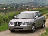 Pictures of Kia Opirus (GH) 2003–06