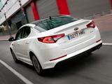 Kia Optima Hybrid EU-spec (TF) 2012–14 photos